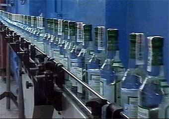 Ишимский вино-водочный завод увеличил объемы производства.