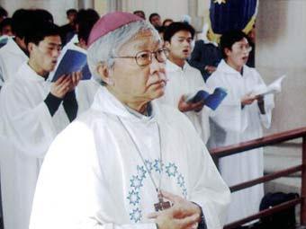 Помолимся о Церкви в Китае