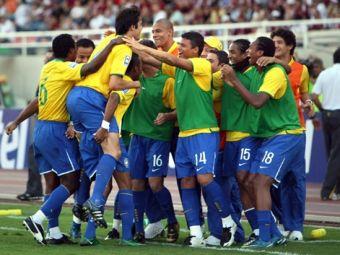 Фантастический договорняк в бразильском футболе!