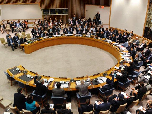В СБ ООН заблокировано предложенное РФ заявление с осуждением теракта в Хомсе