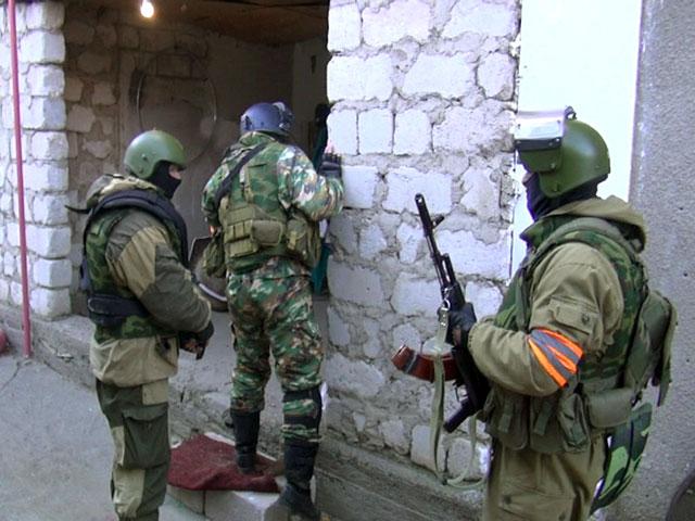 В Кабардино-Балкарии убиты трое боевиков