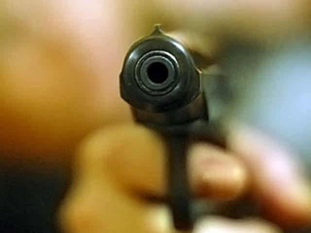Полицейский расстрелял хулигана ...